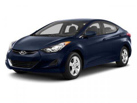 2013 Hyundai Elantra for sale at Stephen Wade Pre-Owned Supercenter in Saint George UT
