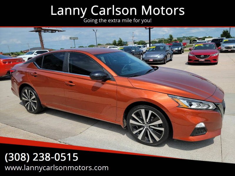 2019 Nissan Altima for sale at Lanny Carlson Motors in Kearney NE