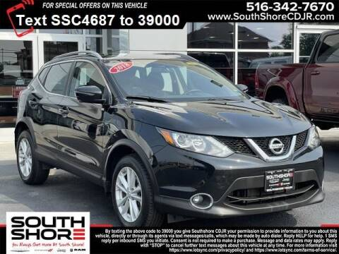 2018 Nissan Rogue Sport for sale at South Shore Chrysler Dodge Jeep Ram in Inwood NY