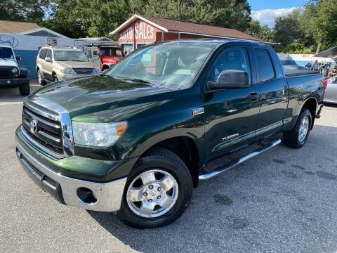 2013 Toyota Tundra for sale at CHECK  AUTO INC. in Tampa FL