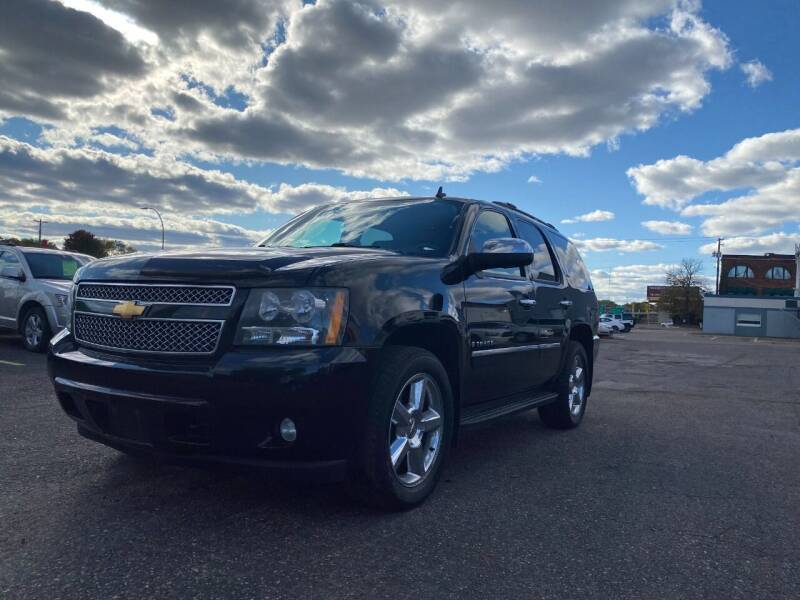 2009 Chevrolet Tahoe for sale at Auto Tech Car Sales and Leasing in Saint Paul MN
