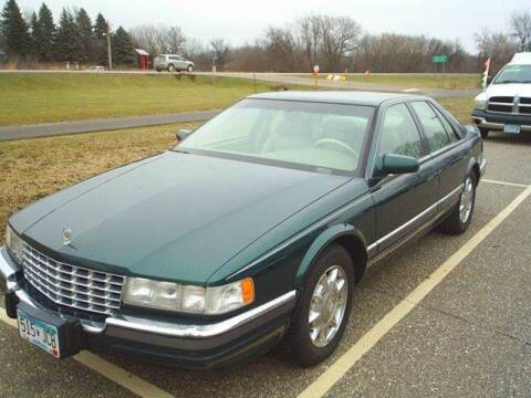 1997 Cadillac Seville for sale at Dales Auto Sales in Hutchinson MN