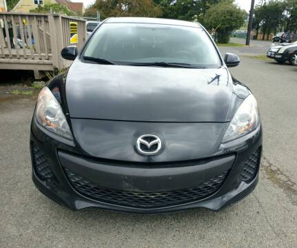 2012 Mazda MAZDA3 for sale at Life Auto Sales in Tacoma WA