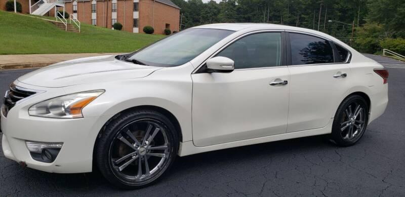 2014 Nissan Altima for sale at Chris Motors in Decatur GA