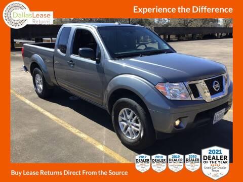 2017 Nissan Frontier for sale at Dallas Auto Finance in Dallas TX