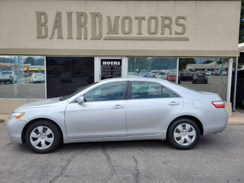 2008 Toyota Camry for sale at BAIRD MOTORS in Clearfield UT