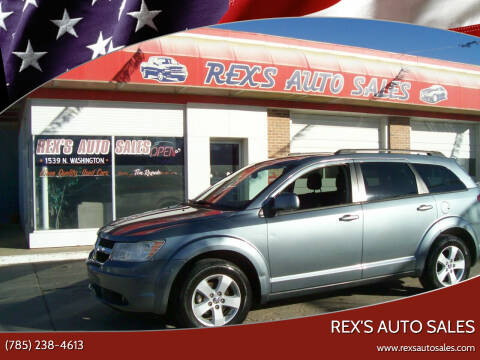 2010 Dodge Journey for sale at Rex's Auto Sales in Junction City KS