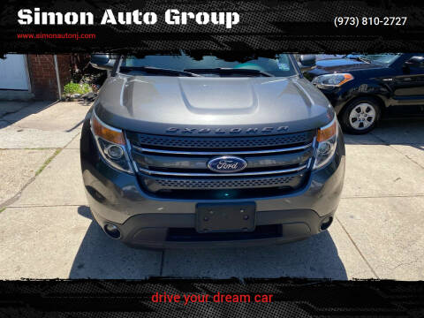 2015 Ford Explorer for sale at Simon Auto Group in Newark NJ