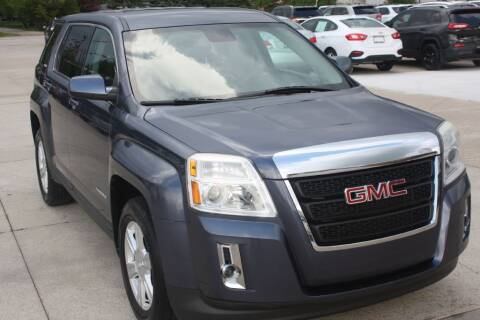 2014 GMC Terrain for sale at Sandusky Auto Sales in Sandusky MI