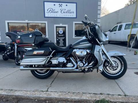 2012 Harley-Davidson Ultra Limited for sale at Blue Collar Cycle Company in Salisbury NC