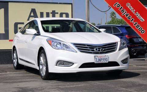 2014 Hyundai Azera for sale at H1 Auto Group in Sacramento CA