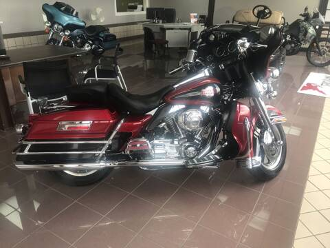2006 Harley Davidson Electra Glide for sale at Blue Bird Motors in Crossville TN