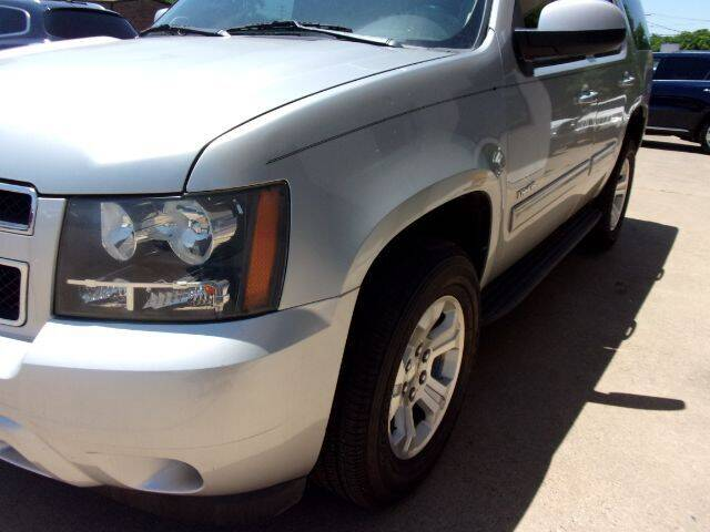 2012 Chevrolet Tahoe for sale at MESQUITE AUTOPLEX in Mesquite TX