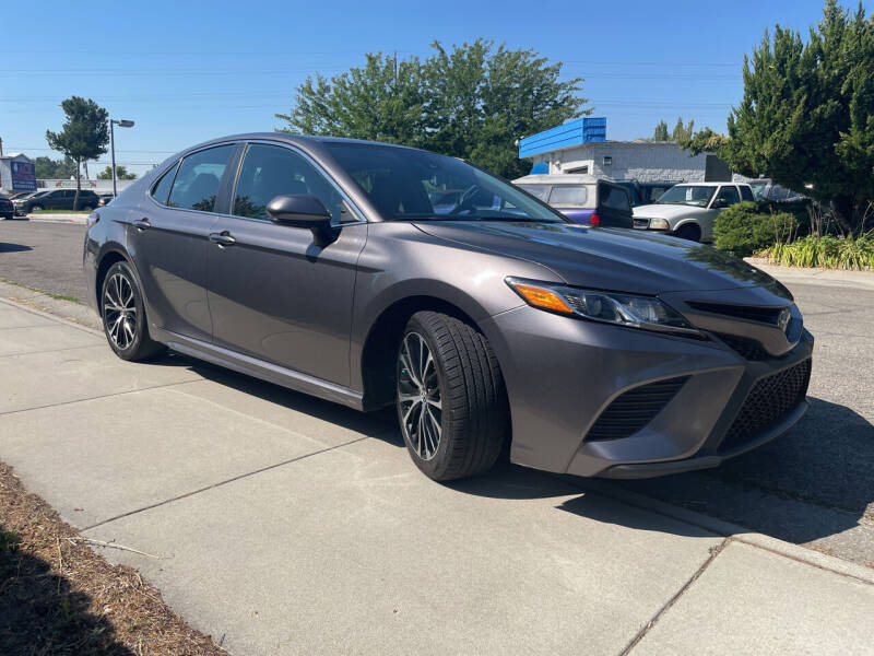 2019 Toyota Camry for sale at Ace Auto Sales in Boise ID