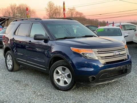 2012 Ford Explorer for sale at A&M Auto Sale in Edgewood MD