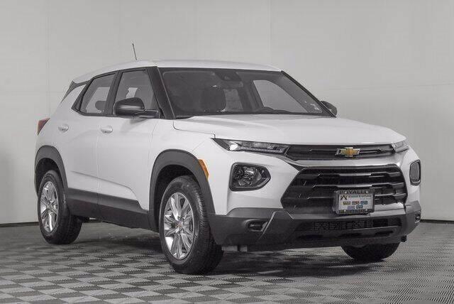 2021 Chevrolet TrailBlazer for sale in Puyallup, WA