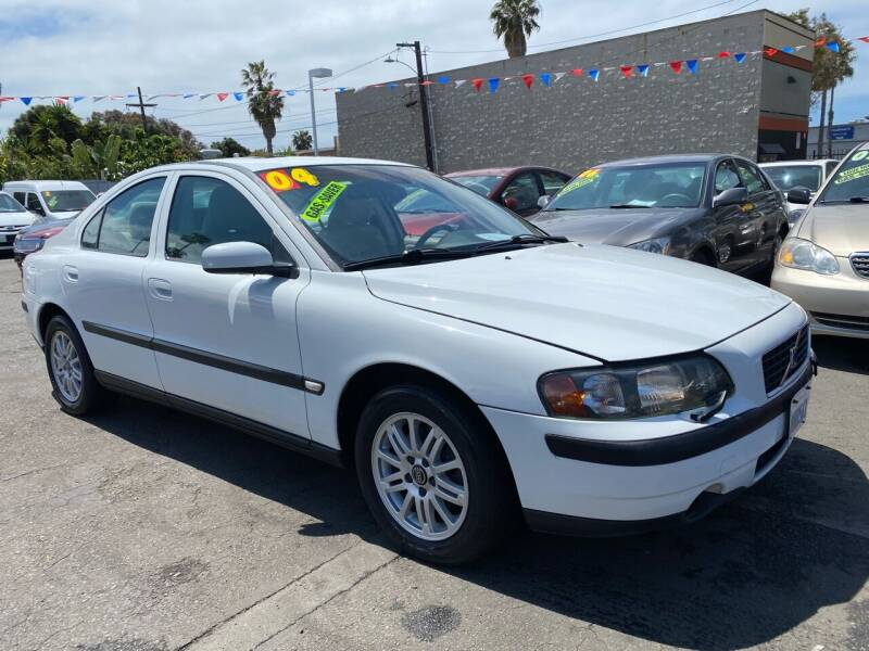 2004 Volvo S60 for sale at North County Auto in Oceanside CA