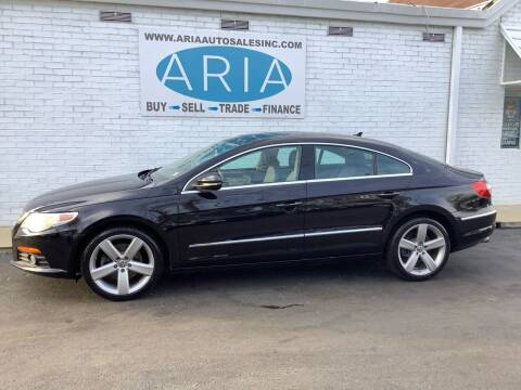 2012 Volkswagen CC for sale at ARIA  AUTO  SALES in Raleigh NC