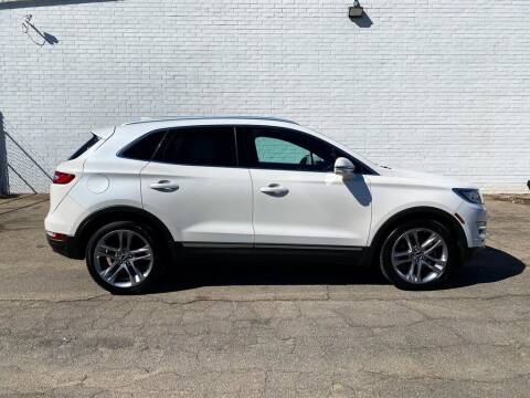 2015 Lincoln MKC for sale at Smart Chevrolet in Madison NC
