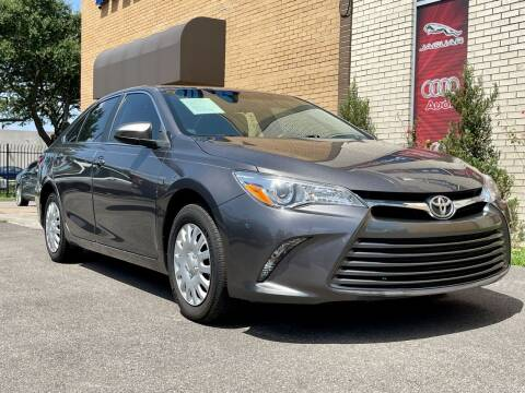 2017 Toyota Camry for sale at Auto Imports in Houston TX