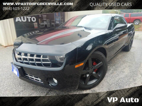 2010 Chevrolet Camaro for sale at VP Auto in Greenville SC