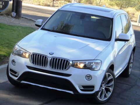 2015 BMW X3 for sale at AZGT LLC in Phoenix AZ