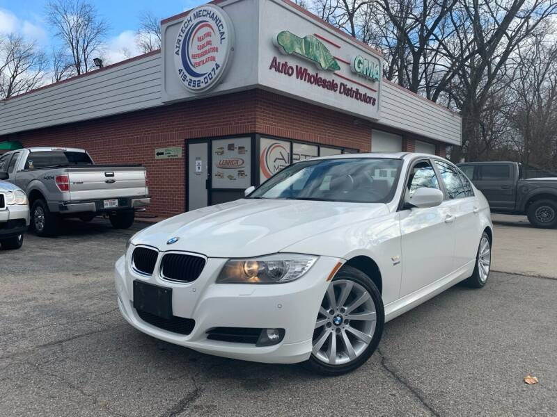 2011 BMW 3 Series for sale at GMA Automotive Wholesale in Toledo OH