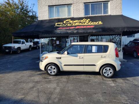 2012 Kia Soul for sale at Credit Connection Auto Sales Inc. YORK in York PA