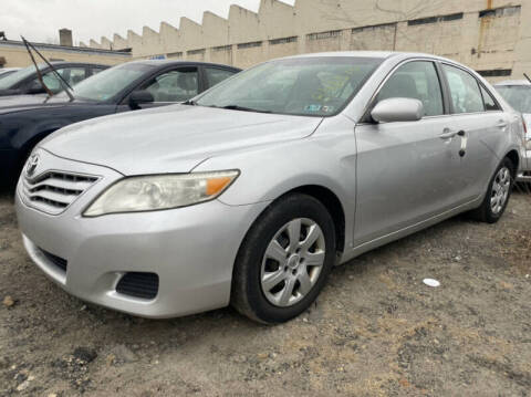2010 Toyota Camry for sale at Philadelphia Public Auto Auction in Philadelphia PA