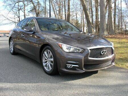 2014 Infiniti Q50 for sale at RICH AUTOMOTIVE Inc in High Point NC