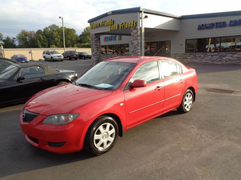 2006 Mazda MAZDA3 for sale at KARS R US of Spartanburg LLC in Spartanburg SC