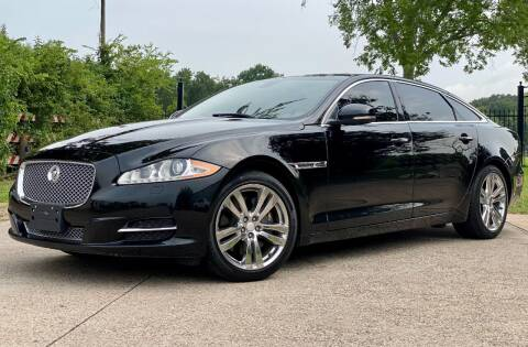 2012 Jaguar XJL for sale at Texas Auto Corporation in Houston TX