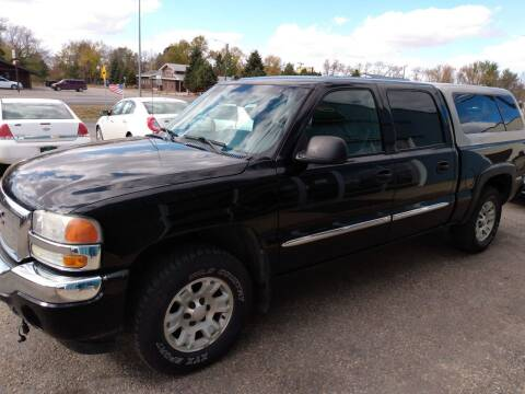 2005 GMC Sierra 1500 for sale at Halvorson Auto in New Rockford ND