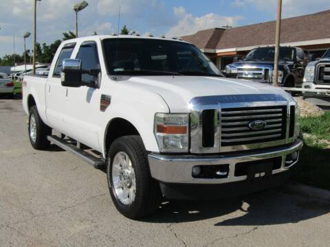 2010 Ford F-250 Super Duty for sale at Dealer One Auto Credit in Oklahoma City OK