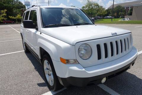 2013 Jeep Patriot for sale at Womack Auto Sales in Statesboro GA
