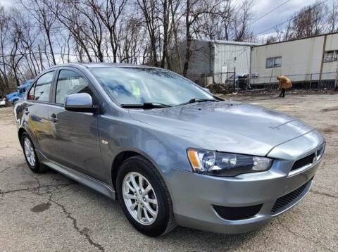 2014 Mitsubishi Lancer for sale at Nile Auto in Columbus OH
