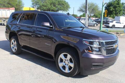 2016 Chevrolet Tahoe for sale at Flash Auto Sales in Garland TX