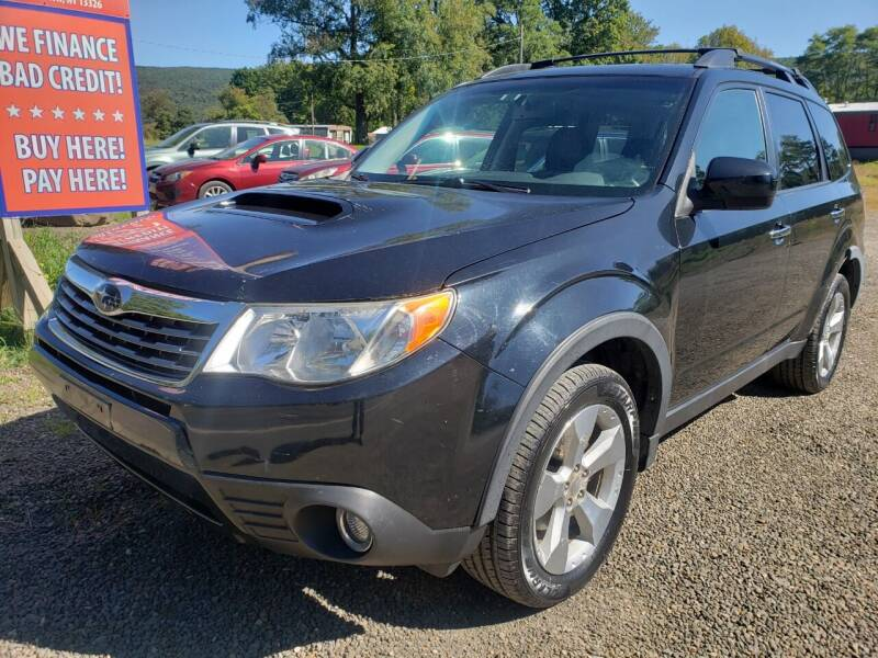 2010 Subaru Forester for sale at Wahl to Wahl Auto in Cooperstown NY