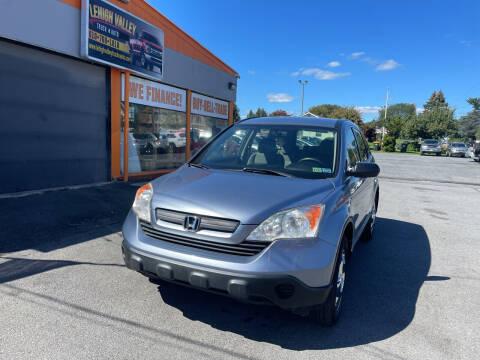 2008 Honda CR-V for sale at Lehigh Valley Truck n Auto LLC. in Schnecksville PA