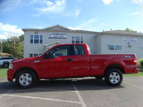 2004 Ford F-150 for sale at SOUTHERN SELECT AUTO SALES in Medina OH
