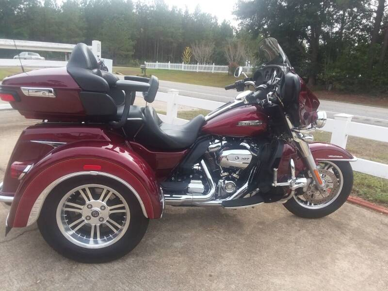 2017 Harley-Davidson FLHTCUTG for sale at Rucker Auto & Cycle Sales in Enterprise AL