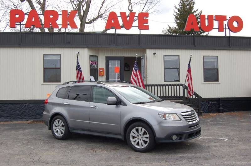 2008 Subaru Tribeca for sale at Park Ave Auto Inc. in Worcester MA