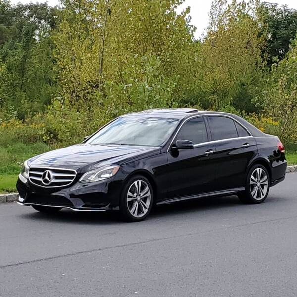 2014 Mercedes-Benz E-Class for sale at R & R AUTO SALES in Poughkeepsie NY