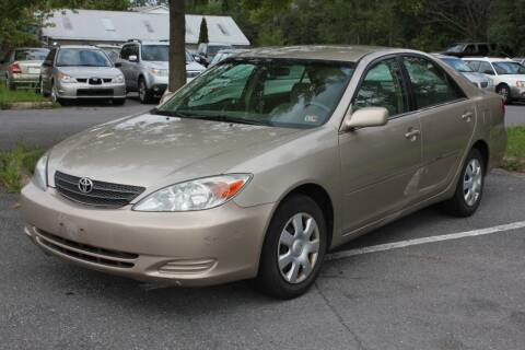 2003 Toyota Camry for sale at Auto Bahn Motors in Winchester VA
