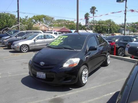 2008 Toyota Yaris for sale at MIKE AHWAZI in Santa Ana CA