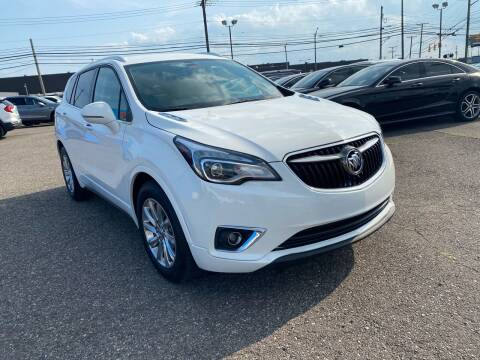2019 Buick Envision for sale at M-97 Auto Dealer in Roseville MI