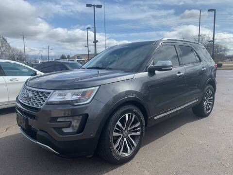2016 Ford Explorer for sale at A 1 Motors in Monroe MI