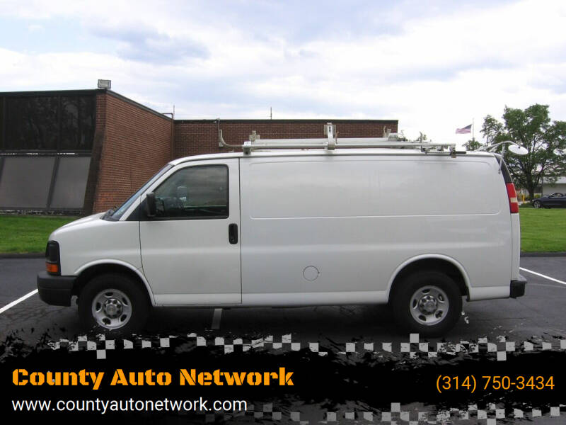 2010 Chevrolet Express Cargo for sale at County Auto Network in Ballwin MO