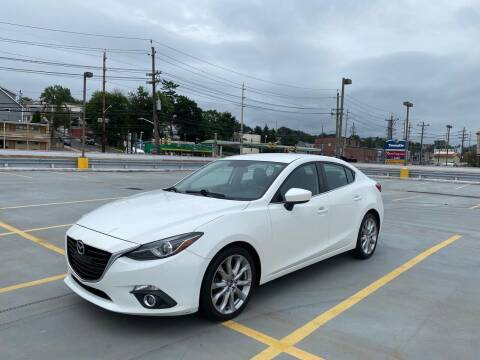 2014 Mazda MAZDA3 for sale at JG Auto Sales in North Bergen NJ