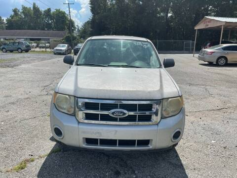 2008 Ford Escape for sale at Auto Mart in North Charleston SC